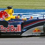 The Red Bull Team F1
