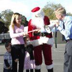 Checks for Santa when it comes to Safeguarding