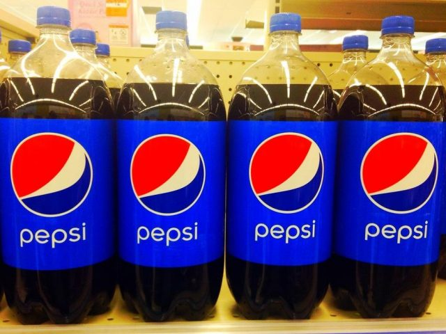 The world wide domination of the soft drink industry