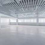 Preparing the way for a concrete floor