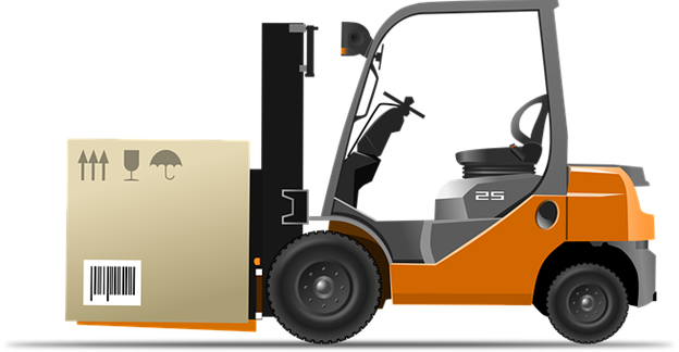 Where does the Forklift come from?