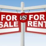 The Benefits of Renting Versus Buying