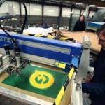 What is Industrial Screen Printing?