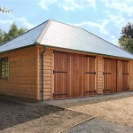 How to Design an Oak Garage